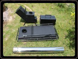 写真:組み立て式で持ち運び・保管も◎