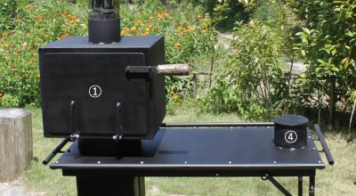 図:スマートロケット専用オーブン室1